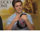 Viral Video: Zac Efron Unhooks Bra During TV Interview!