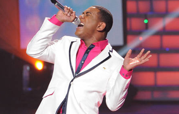 Joshua Ledet Gets Standing Ovation & Fantasia B-Day Message!