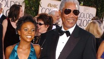 Morgan Freeman -- I'm NOT Marrying My Step-Granddaughter