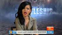 Rihanna Cuts Interview Short Over Relationship Questions