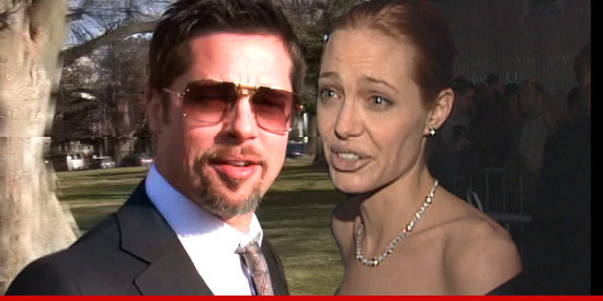 Brad Pitt and Angelina Jolie are finally engaged.