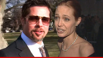 Brad Pitt & Angelina Jolie -- ENGAGED