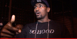 Metta World Peace -- Sued for Stiffing Ex-Employee