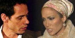 Marc Anthony Wanted to Reconcile ... But Jennifer Lopez Chose Casper Smart