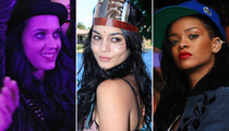Coachella Sightings: Katy Perry, Rihanna & More!