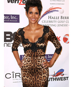 Halle Berry Jokes About Engagement