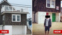 'Jersey Shore' House -- Besieged with Vandalism