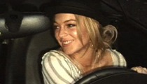 Lindsay Lohan -- Assault Accusation NOT Affecting Liz Taylor Role