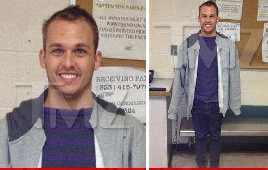 Burglar Bunch mastermind Nick Prugo