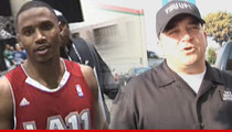 Trey Songz and David Hester from 'Storage Wars' -- Is Their Trademark Battle Heating Up? YUUUP!!!