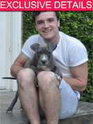 """The Hunger Games"" Star Josh Hutcherson Adopts!"
