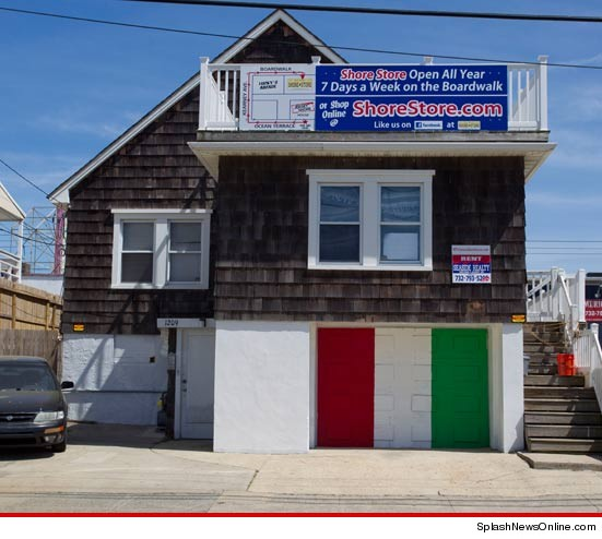 Jersey Shore house is back to its former guido glory