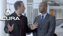 Acura -- We're Sorry We Excluded Dark-Skinned Blacks