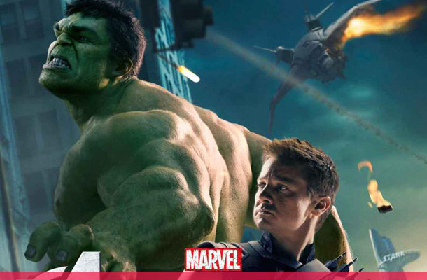 "*""The Avengers"": Why Mark Ruffalo Was Terrified to Play Hulk*"