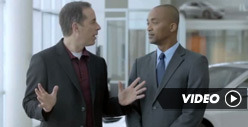 Acura NSX Super Bowl Commercial -- Only Light-Skinned Blacks Need Apply