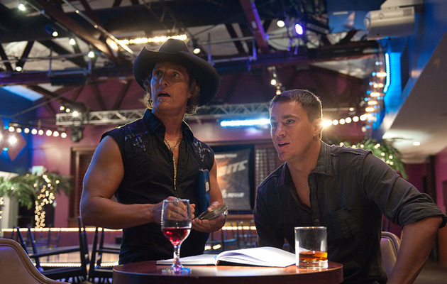 """Magic Mike"" Trailer: Less Skin, More Plot!"