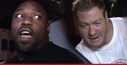 Warren Sapp to Judge -- Jeremy Shockey Might Come After Me