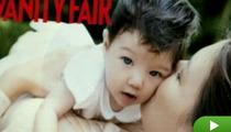 Suri Cruise -- Asian Baby?