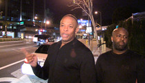 Dr. Dre -- I'd LOVE to See a Jimi Hendrix Hologram