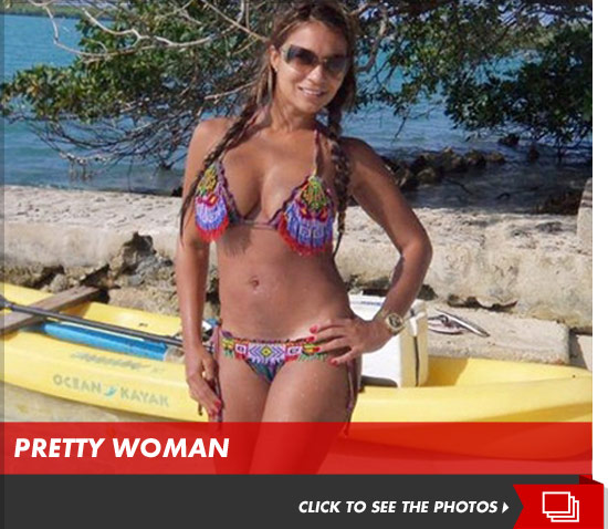 Dania, Colombian prostitute involved with the Secret Service Scandal