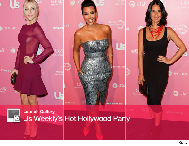 julianne hough kim kardashian olivia munn us weekly hot hollywood style event