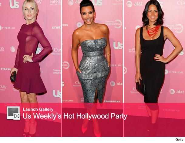 julianne hough kim kardashian olivia munn us weekly hot hollywood style event