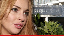 Lindsay Lohan In Nightclub Fight Sequel