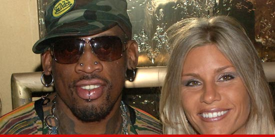 Dennis Rodman -- Finally Divorced!