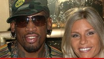 Dennis Rodman -- FINALLY DIVORCED