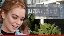 Lindsay Lohan INSTIGATED Hotel Fight ... Says Witness