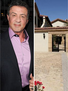 Sylvester Stallone Selling His Desert Oasis for $4.5 mill