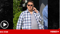 Jonah Hill -- Size Matters ... In Comedy