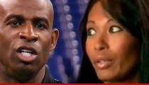 Deion Sanders -- My Wife Jumped Me ... Now 'I'm Pressing Charges!'