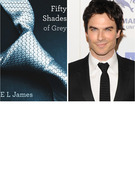 """The Vampire Diaries"" Cast To Star in ""50 Shades of Grey?"""