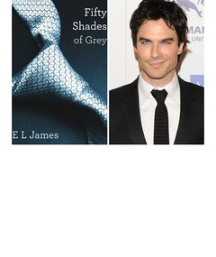 &quot;The Vampire Diaries&quot; Cast To Star in &quot;50 Shades of Grey?&quot; 
