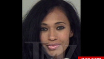 Pilar Sanders ARRESTED -- Deion Sanders' Wife Booked After Domestic Incident [Mug Shot]