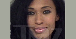 Pilar Sanders ARRESTED -- Deion Sanders&#039; Wife Booked After Domestic Incident [Mug Shot]