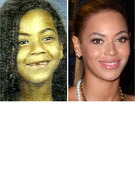 "Before They Were ""Beautiful:"" See Beyonce and Mariah's High School Pictures"