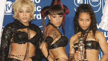 "TLC's Chilli & T-Boz Remember Lisa ""Left Eye"" Lopes"