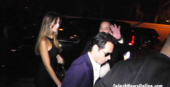 Marc Anthony -- Don't Forget About MY Hot Young Rebound Shannon De Lima
