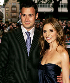 Sarah Michelle Gellar and Freddie Prinze Jr. Expecting Baby No. 2!