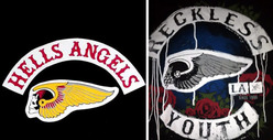 MTV Stars Rob Dyrdek & Drama Settle Beef With Hells Angels