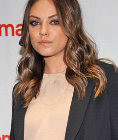 Mila Kunis on Rumors She's Dating Ashton Kutcher: 'It's Absurd!'