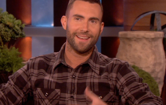 "Adam Levine: Jennifer Love Hewitt Was ""Aggressive"" About Crush"