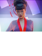 Rihanna&#039;s Sexy Geisha Makeover for &quot;Princess of China&quot; Video