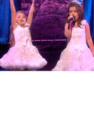 "They're Back! Sophia Grace & Rosie Return to ""Ellen"""