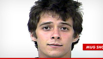 Matthew Underwood ARRESTED -- 'Zoey 101' Star Caught with Weed and an Underage Girl