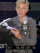 Video: Ellen DeGeneres Reads &quot;Fifty Shades of Grey&quot;
