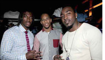 Jay-Z's NFL Draft Party Pics