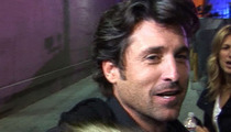 'Grey's Anatomy' Star Patrick Dempsey Rushes to Save Car Crash Victim